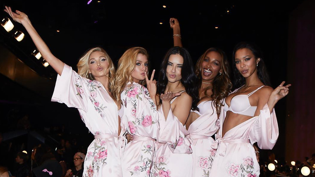 17 Things You'll Only See at a Victoria's Secret Fashion Show