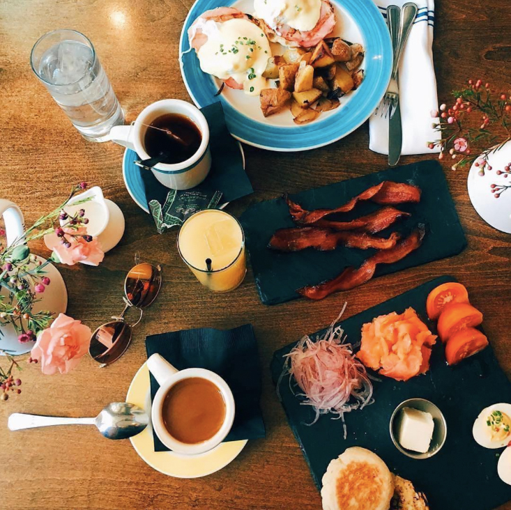 The Best Restaurants For Brunch In New York City Coveteur