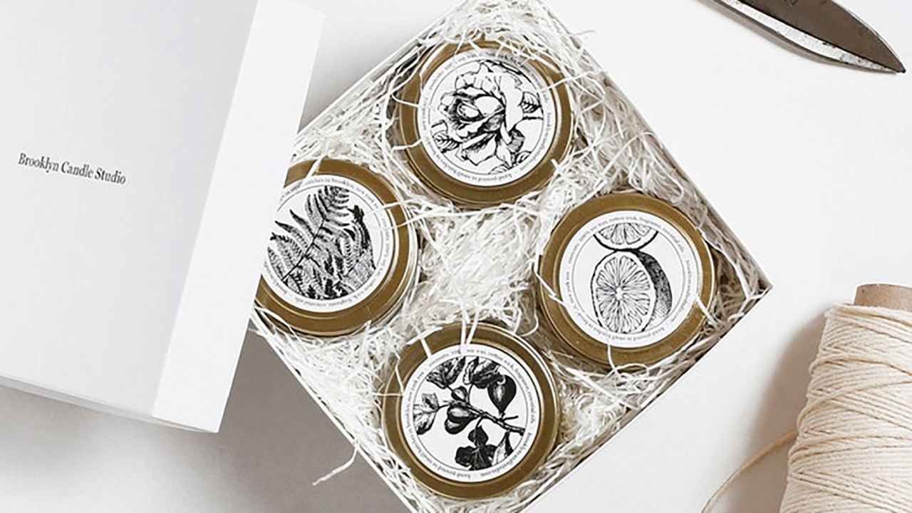 10 Candle Gift Sets That Look Even Better Than Fancy Lights