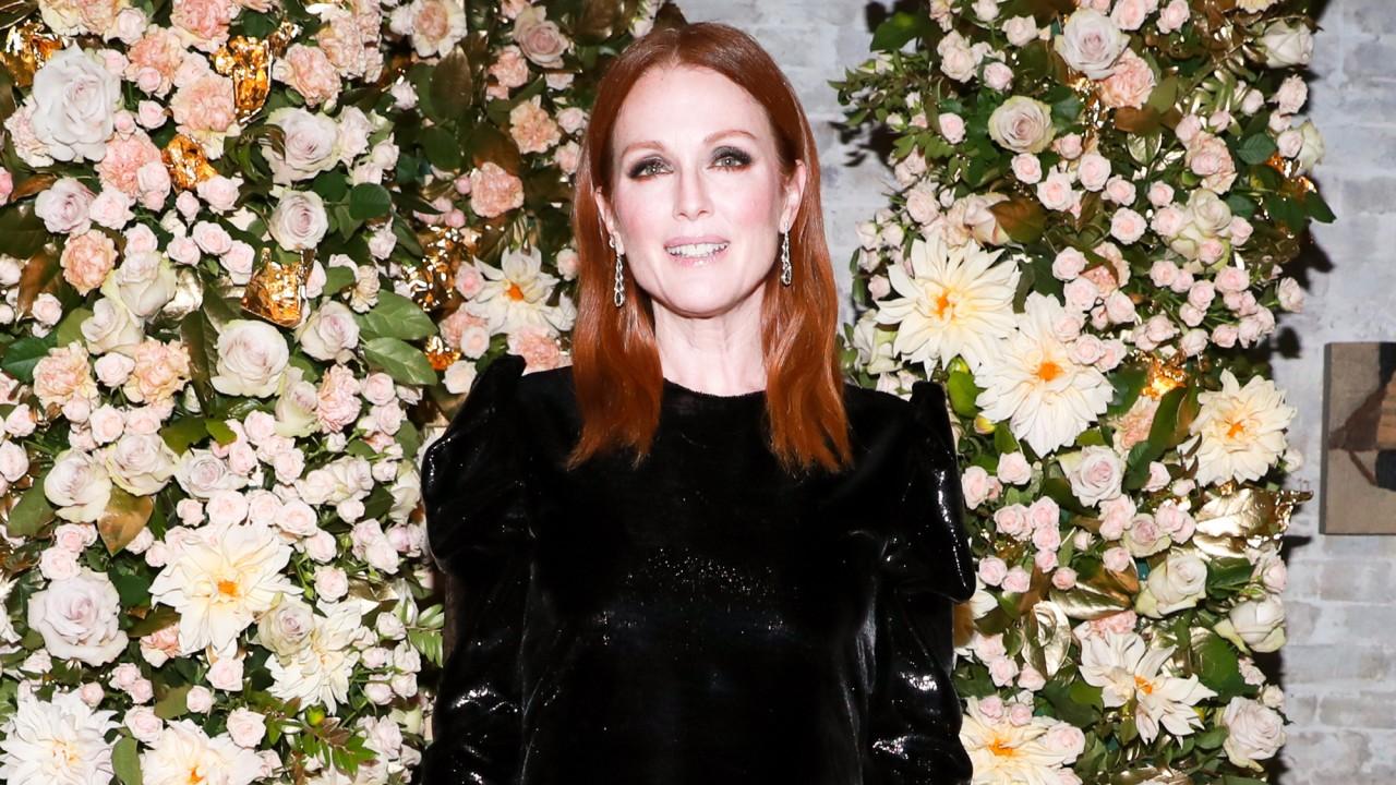 Julianne Moore's Engagement Ring Has the Sweetest Detail