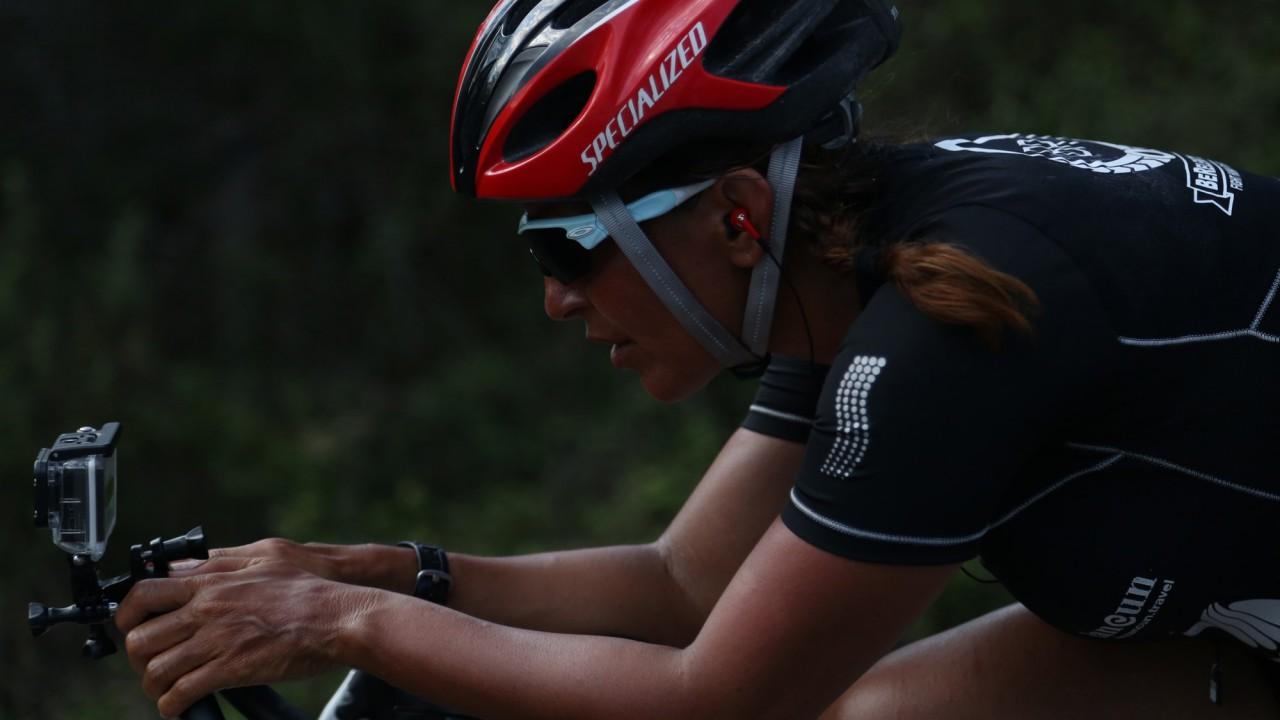 Norma Bastidas Overcame a Lifetime of Sexual Abuse to Beat a World Triathlon Record