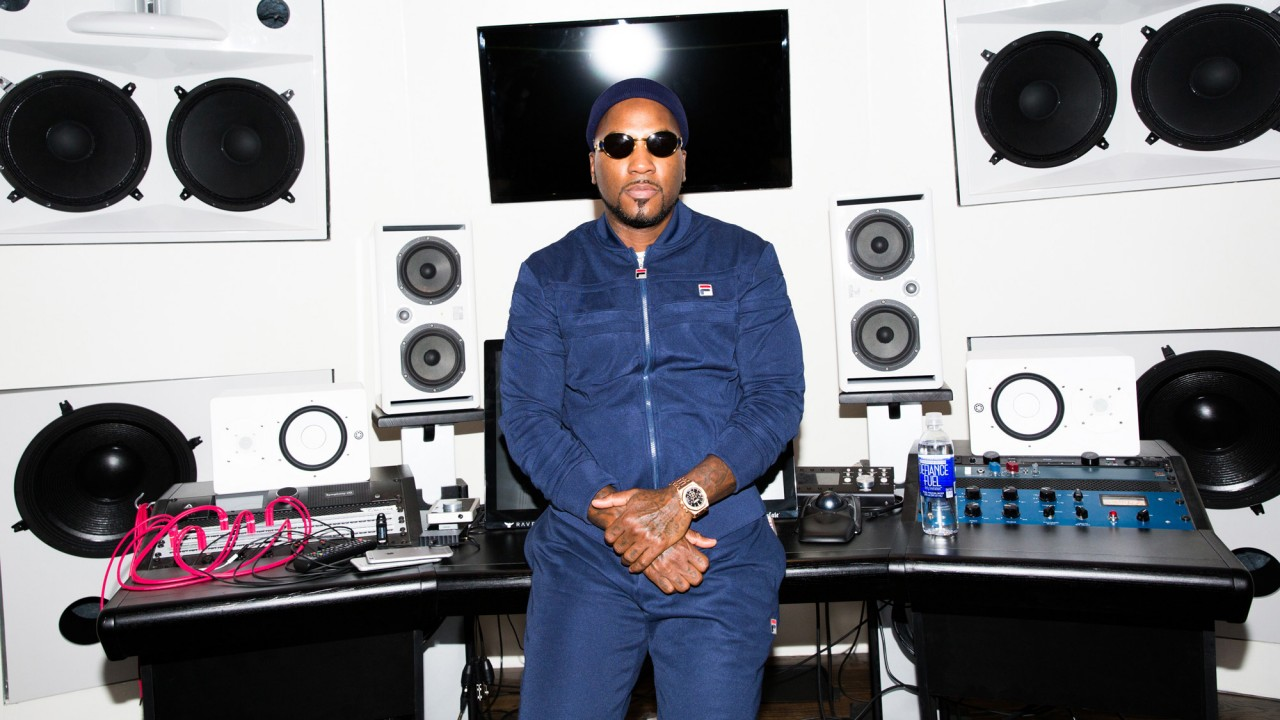 Exclusive: A Look Inside Jeezy's New Studio Compound