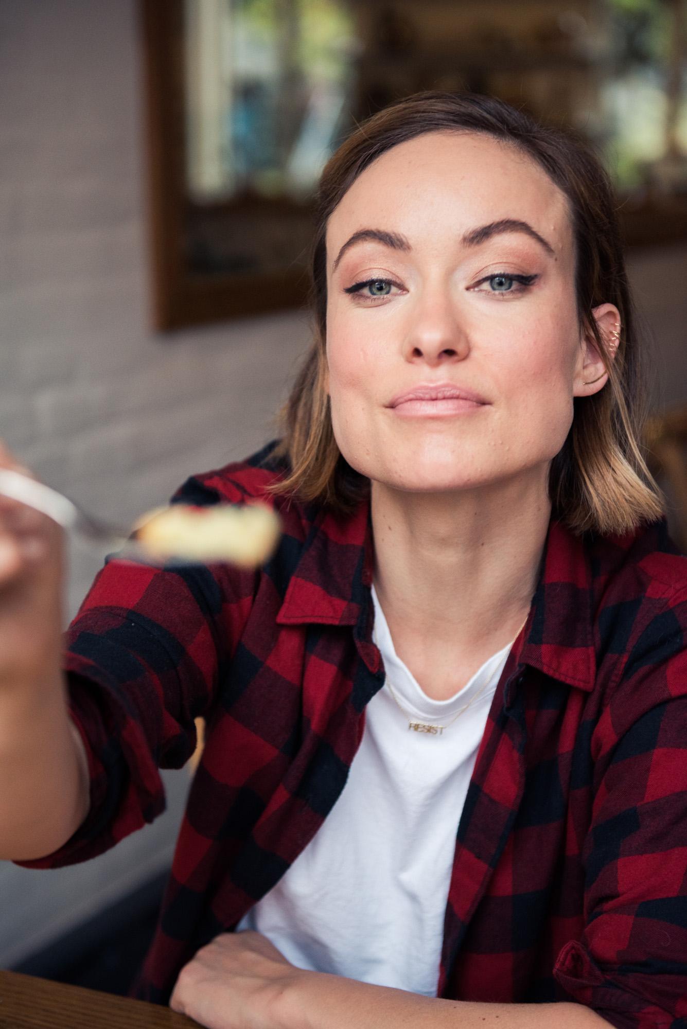 1886e0c5b60bb0 Olivia Wilde Talks Her Skincare Routine