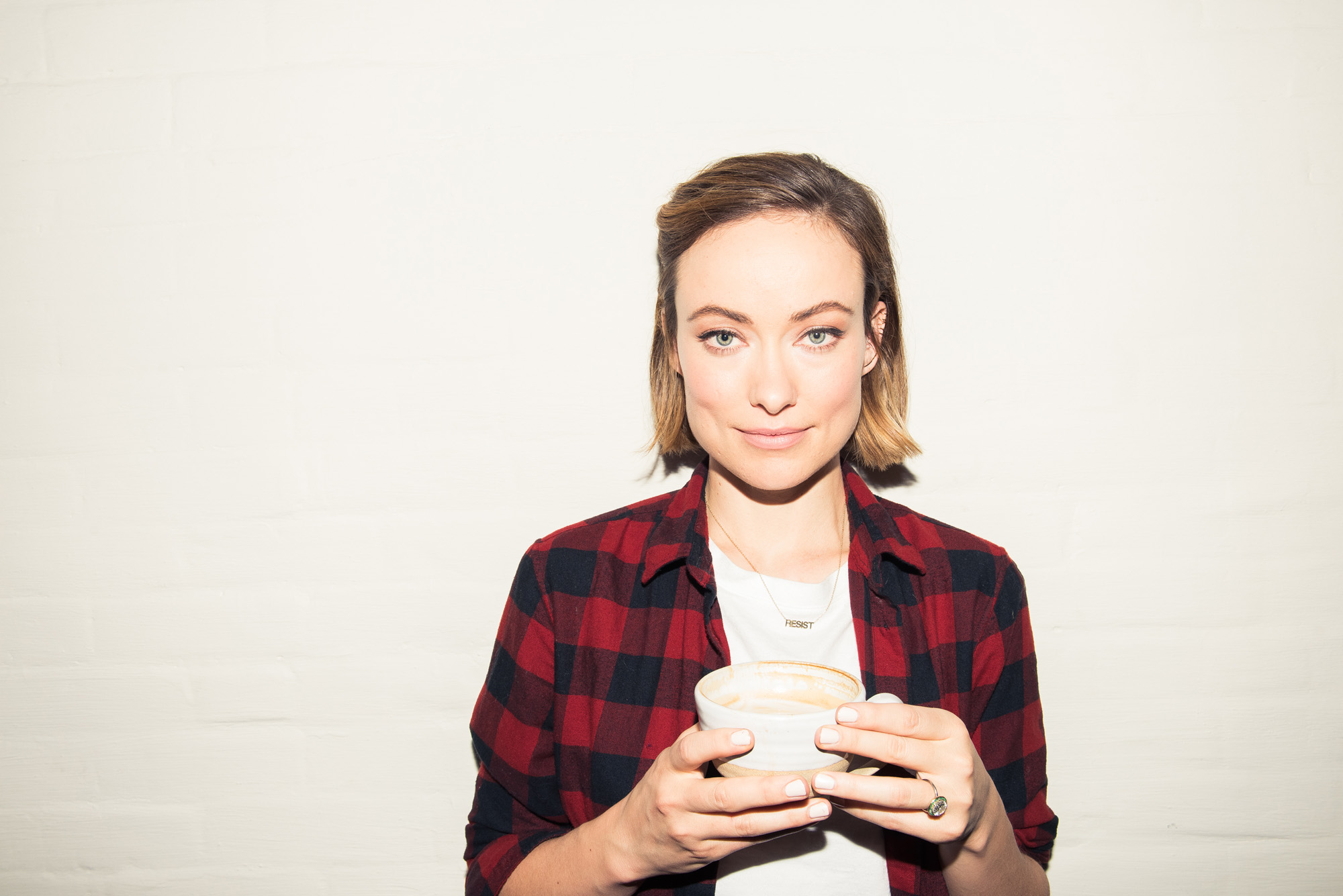 """26225712436442 Olivia Wilde Isn t Interested in """"Just Being the Face for a Company"""""""