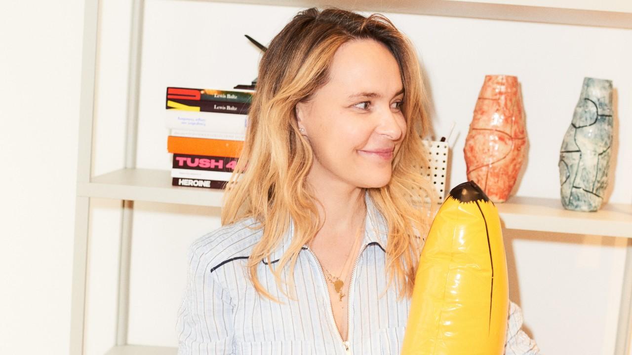 How Ganni's Ditte Reffstrup Helped Put Copenhagen On the Fashion Map