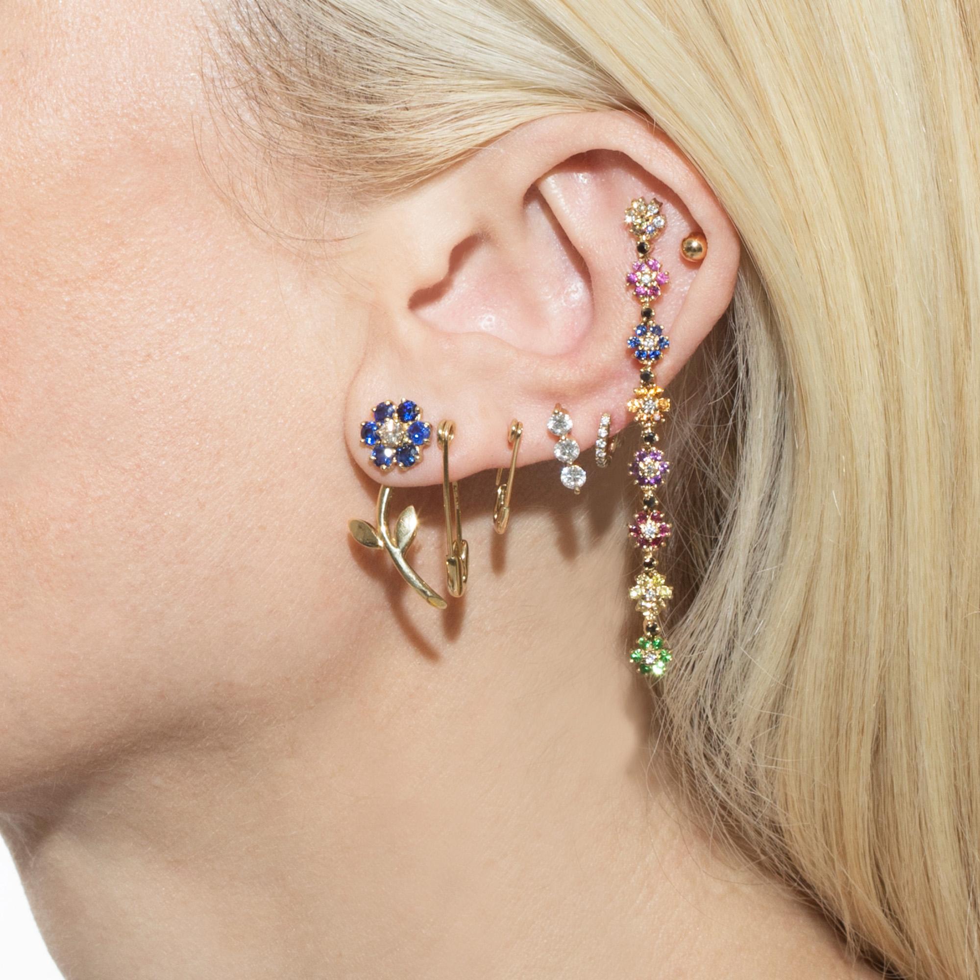 How do they pierce ears