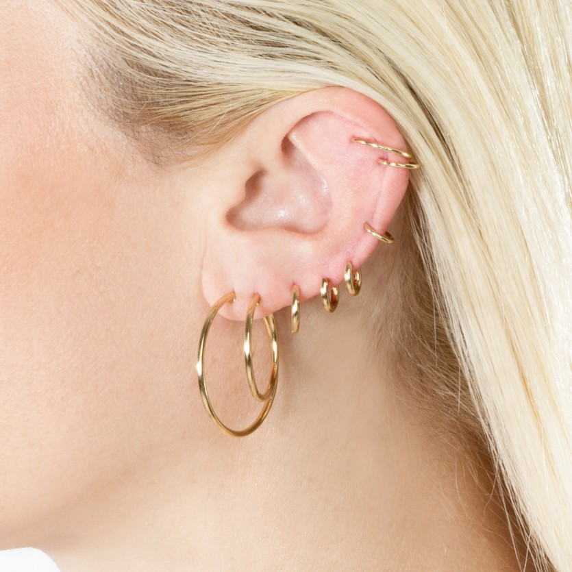 8 Things To Consider Before Getting Your Next Ear Piercing Coveteur