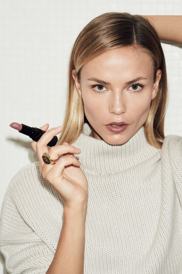 Natasha Poly On Her Favorite Beauty Products and the ...