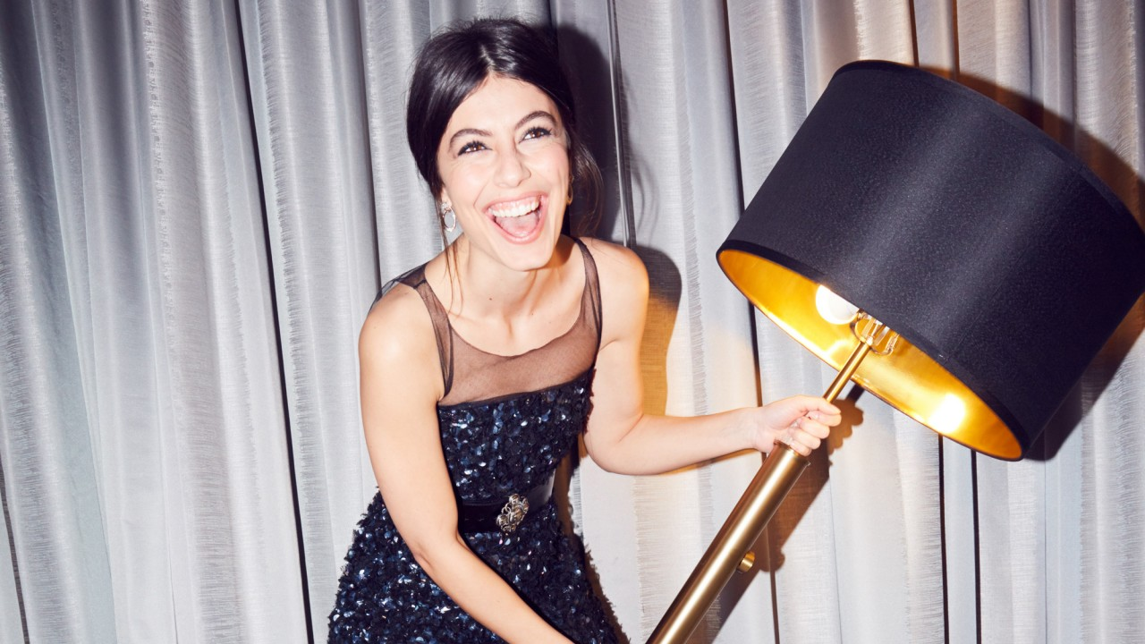 What Happens When You Mix Master of None's Alessandra Mastronardi with Lots of Chanel
