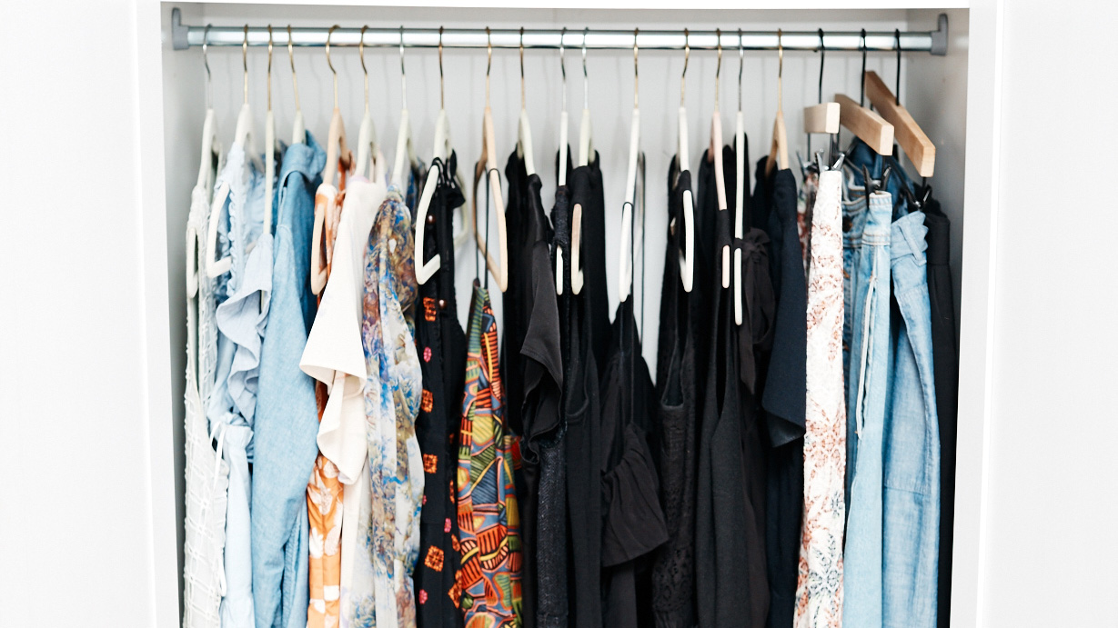 This Is What Happens When You Get a 12-Hour Closet Makeover