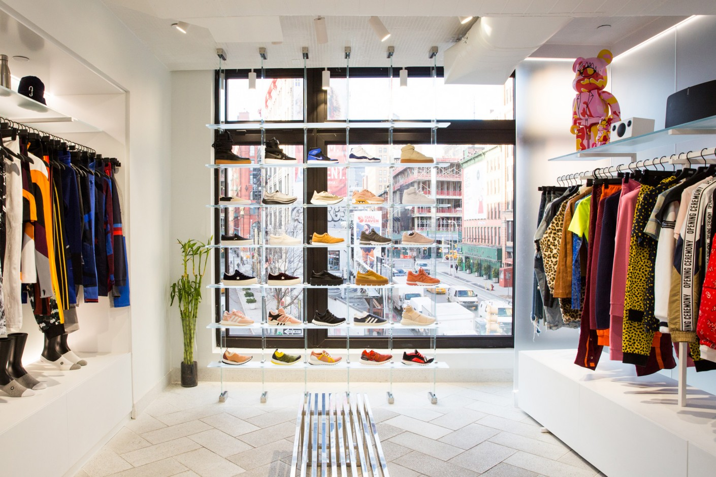 6df152b750489 Meet the Women Working at Kith's New Soho Flagship Store - Coveteur