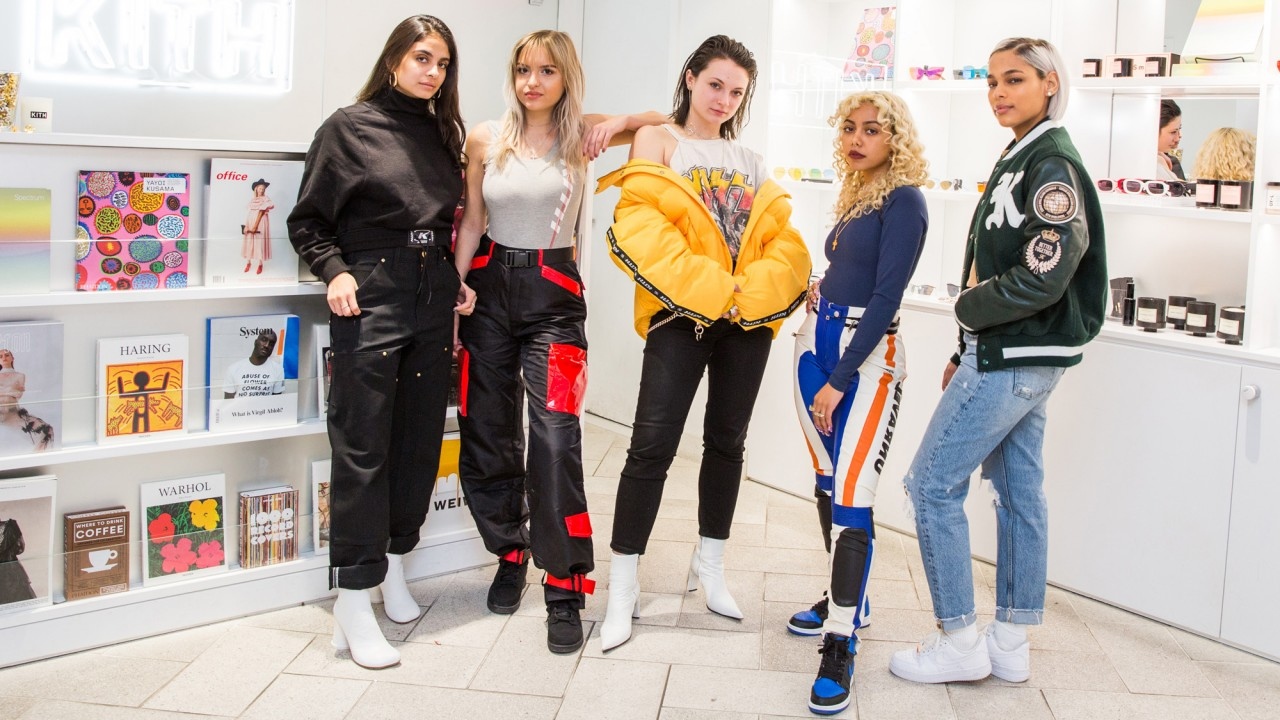 Exclusive: Styling Inspiration From The Women of Kith SoHo