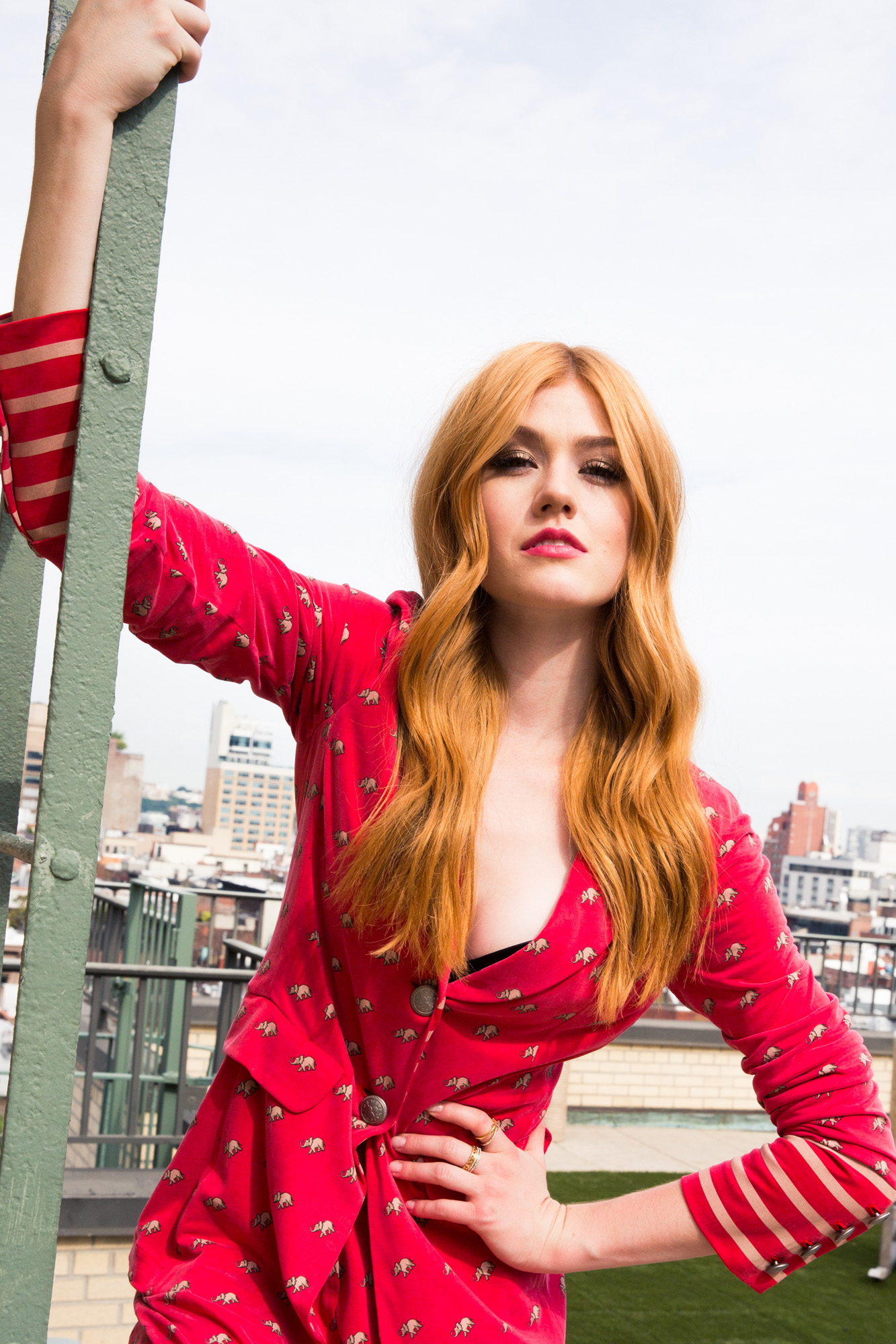 Katherine Mcnamara Talks Maze Runner Shadowhunters And More Coveteur