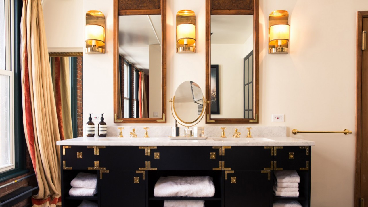 How To Make Your Bathroom Look More Expensive Coveteur