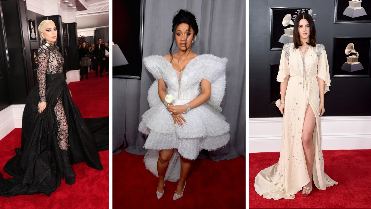 The Best Looks from the 2018 Grammy Awards