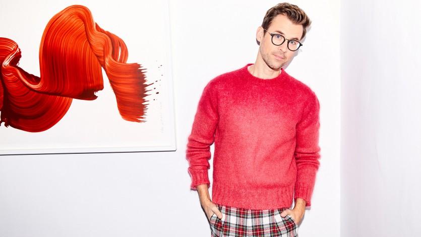 Inside Celebrity Stylist Brad Goreski's Closet and Home
