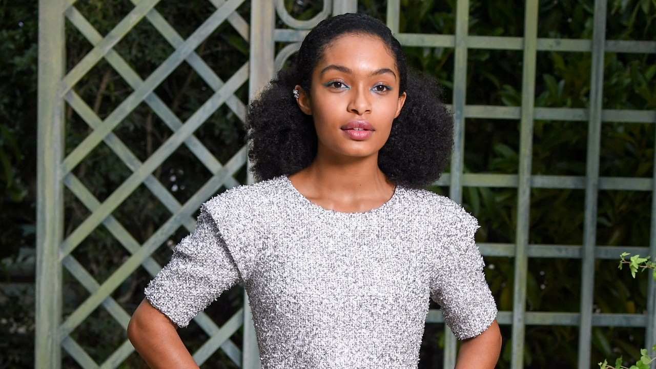 Yara Shahidi's Outfit Looks Pretty Simple Until You See Her Boots