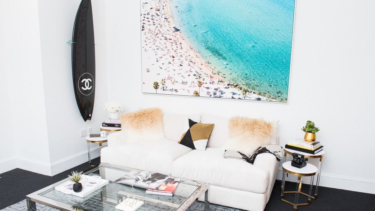 Coveteur's NYC Office Got a Dramatic New Makeover