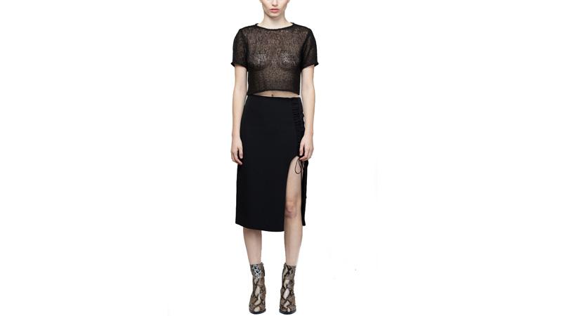 breelayne bowie skirt
