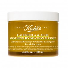 kiehls calendula and aloe soothing hydration mask