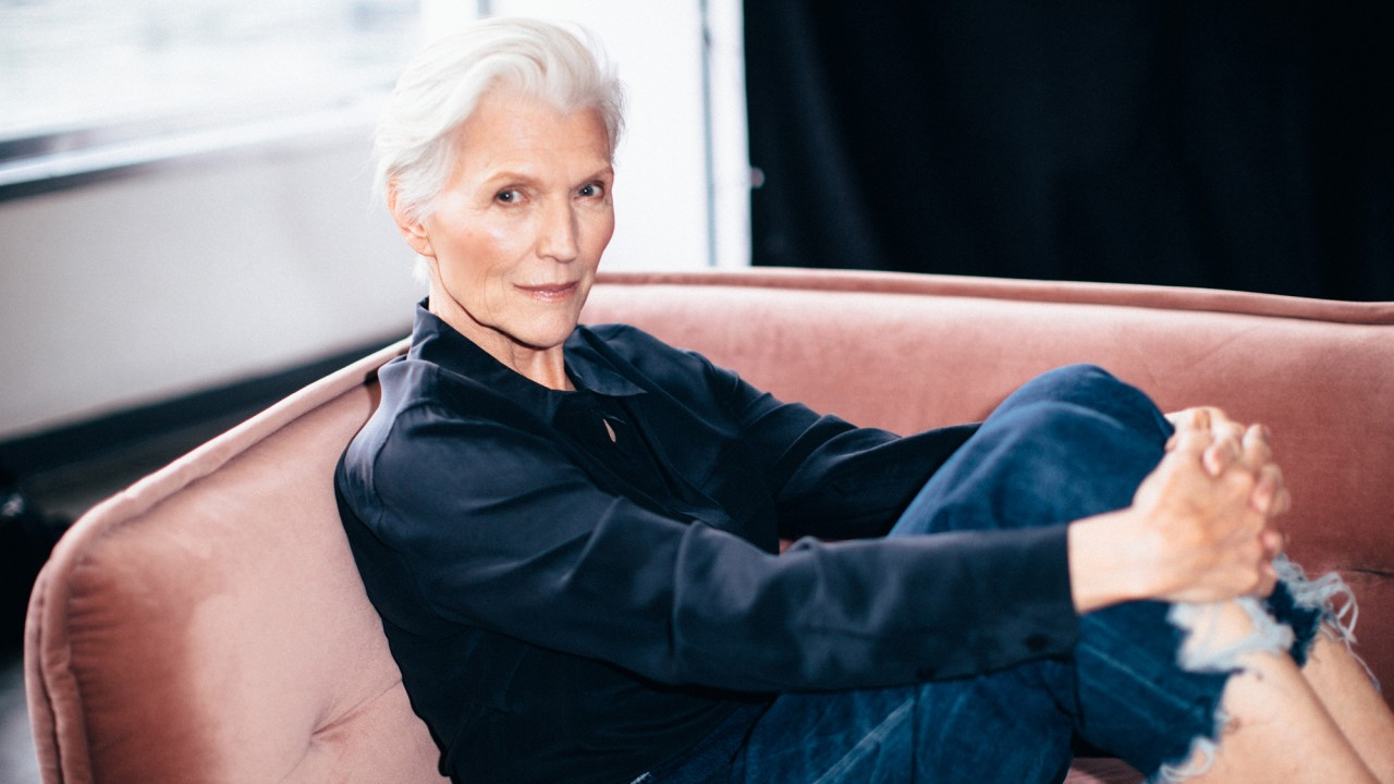 How Social Media Made This 69-Year-Old Supermodel Even More Confident
