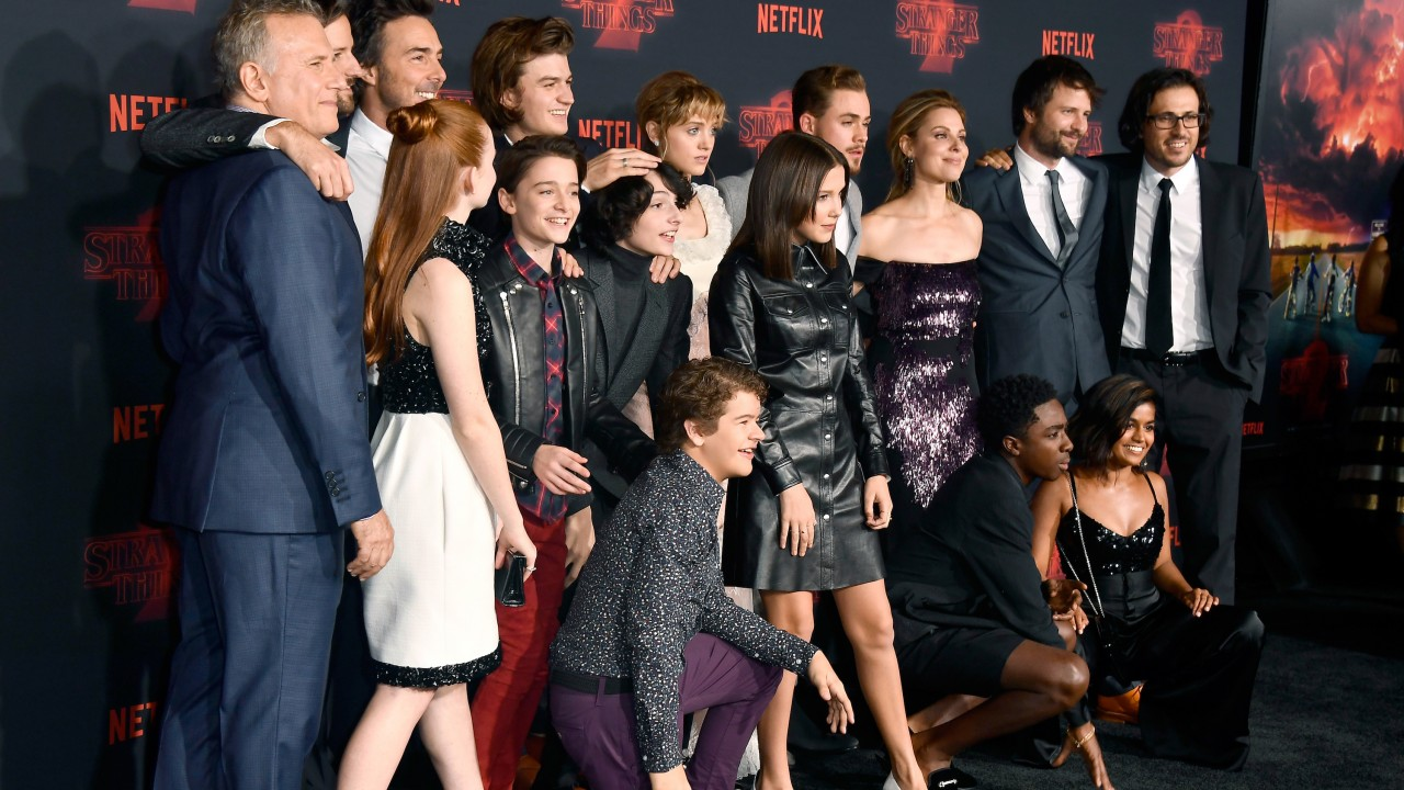 "Season Two of Stranger Things Was a Constant ""Work in Progress,"" According to the Cast"