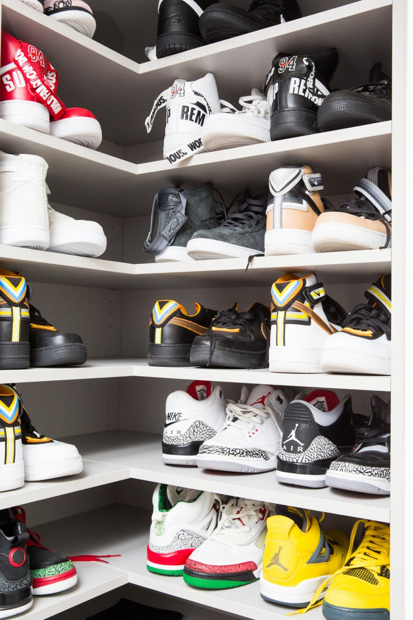 4d03eff7ed30 Inside Miami Dolphins s Player Andre Branch s Closet - Coveteur