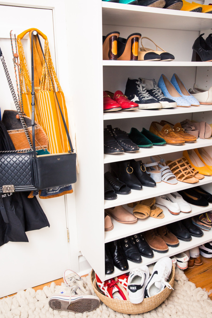 inside james kicinski mccoy closet