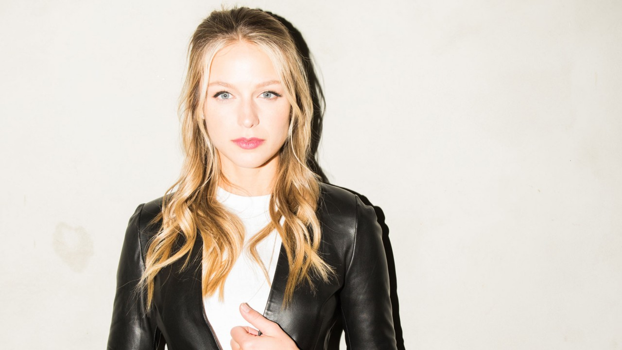 The Life-Changing Lesson Supergirl's Melissa Benoist Learned from Her On-Screen Alter Ego