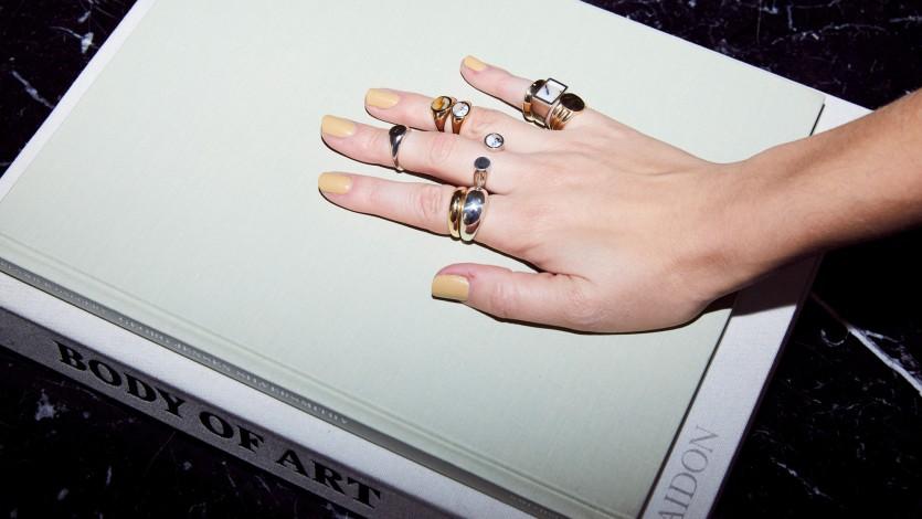 Inside Jess Hannah's Los Angeles Jewelry Design Studio