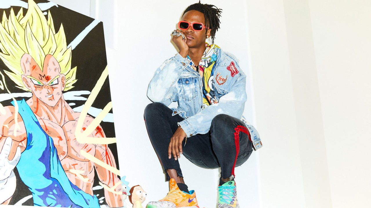 Myles O'Neal's Raf Simons– & Goyard-Filled Closet Is a Must-See