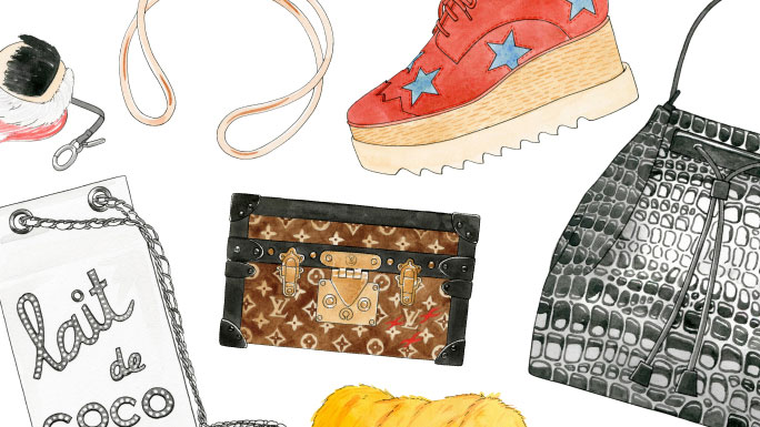 The 6 Most Popular Accessories for 2018