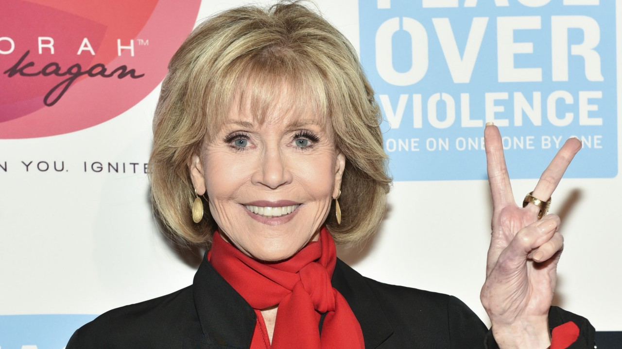 Jane Fonda Jane Fonda new images