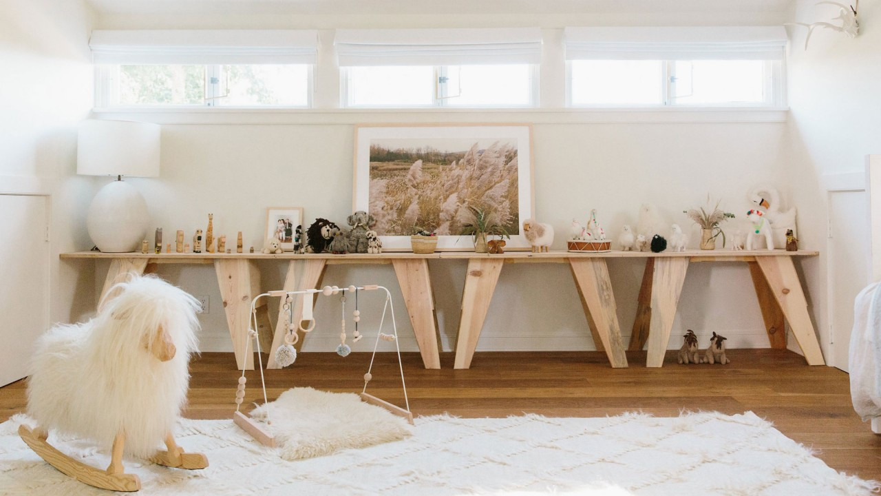 Jenni Kayne's Minimalist Nursery Is the Epitome of Adult-Friendly Baby Decor