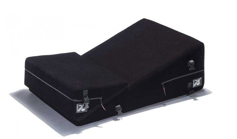liberator leatherworks black label wedge ramp combo