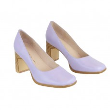 mary jo lilac leather