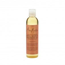 shea moisture coconut hibiscus bath body massage oil