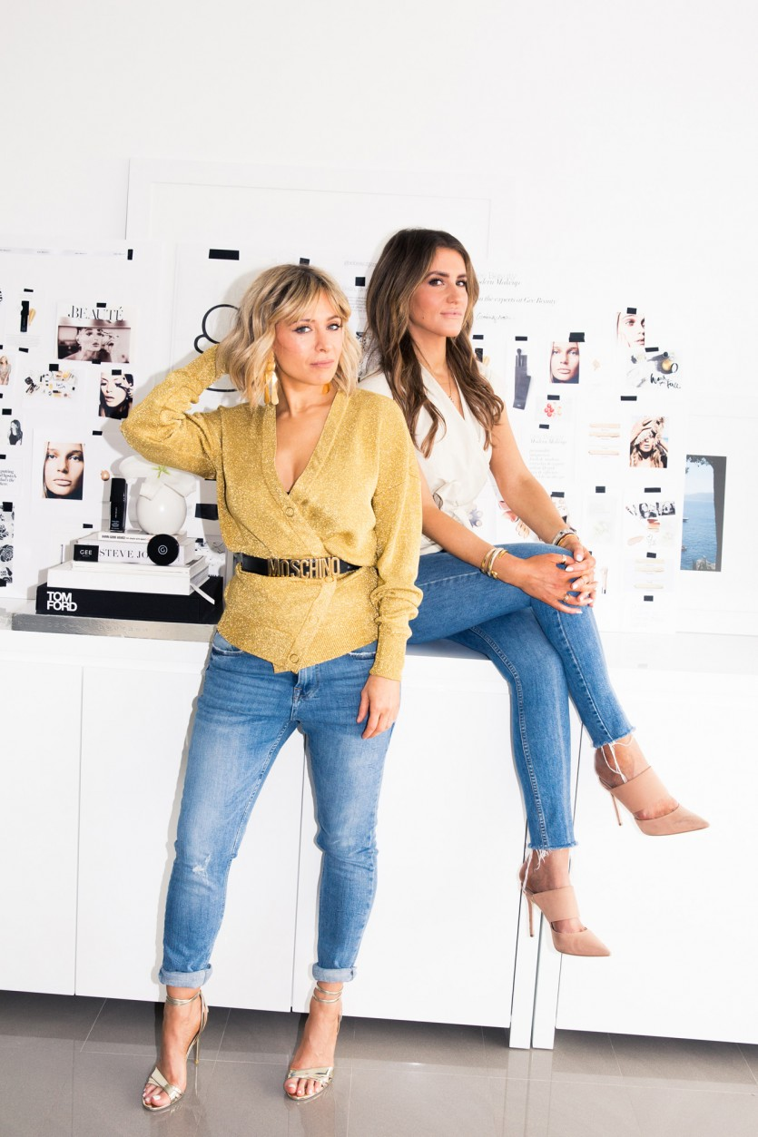 gee beauty founders