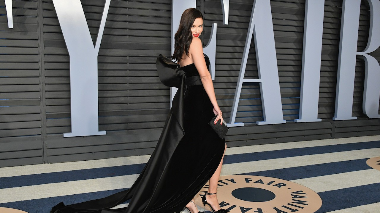 Exclusive: Adriana Lima Sent Us Her Camera Roll from the Oscars
