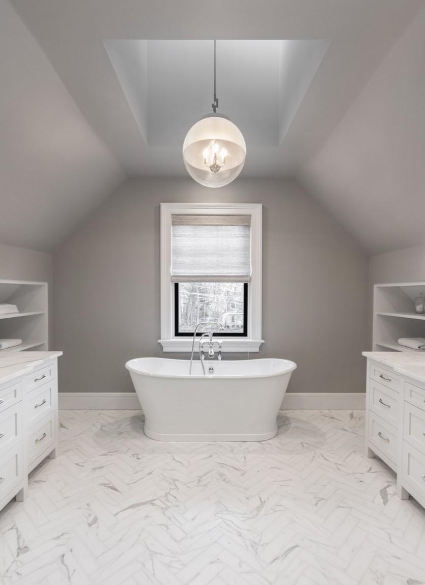 most glam bathrooms