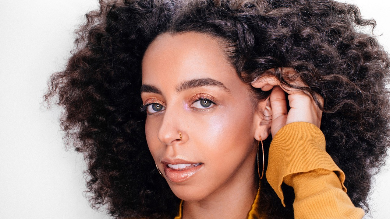 Riverdale's Hayley Law Proves Spring's Biggest Beauty Trend Is Completely Wearable