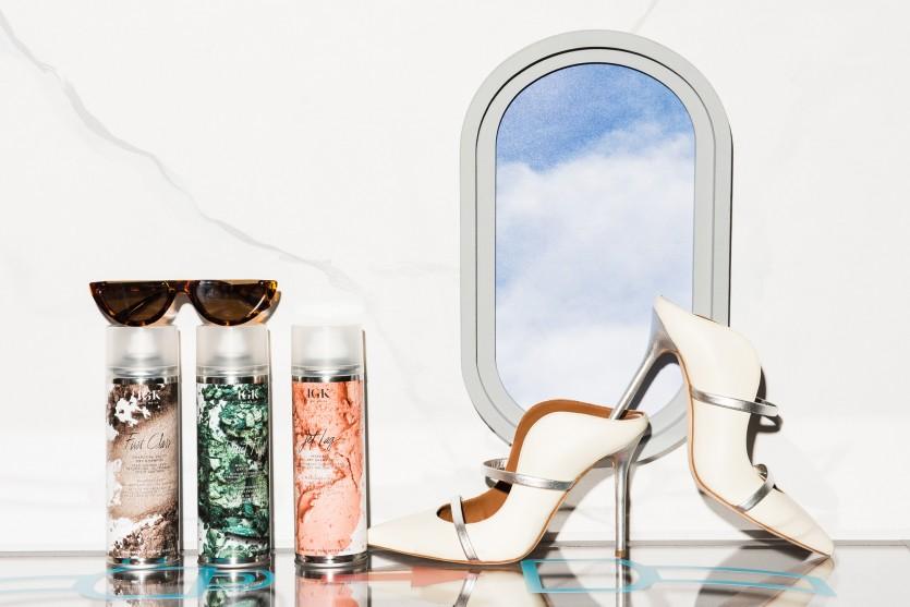 igk hair flight club dry shampoo