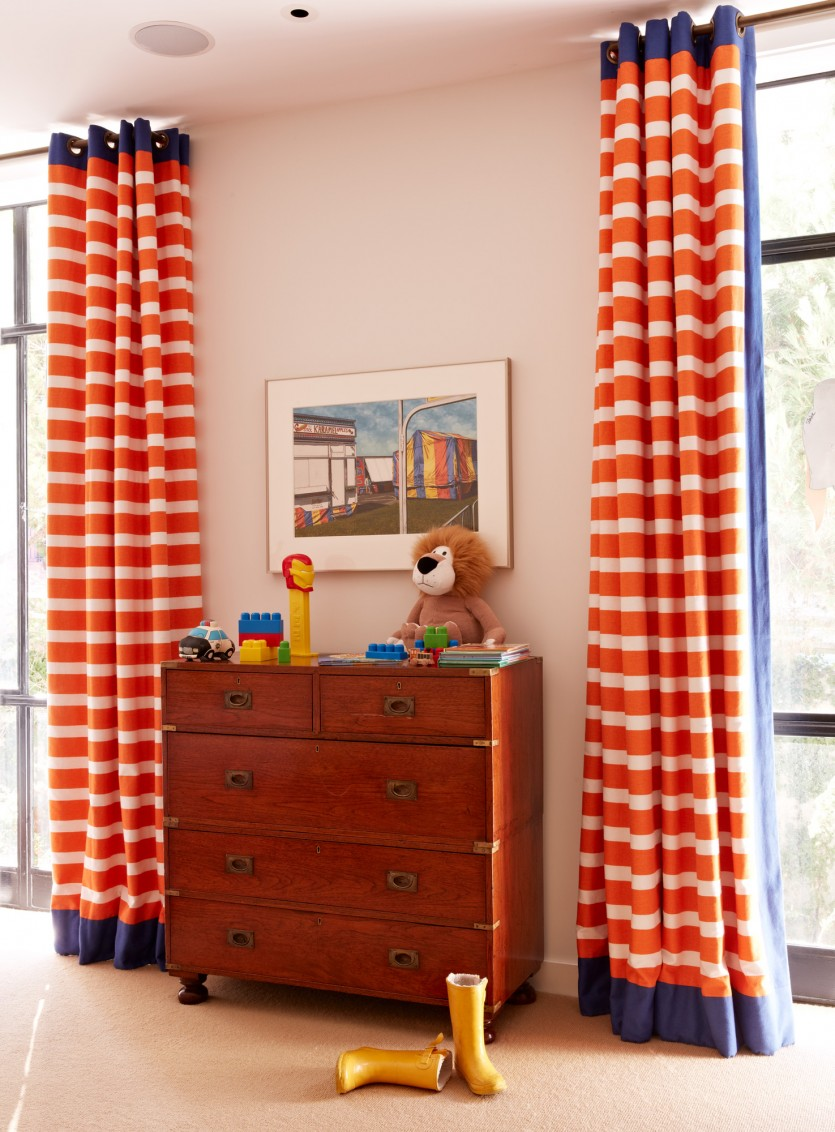 most luxe kids rooms