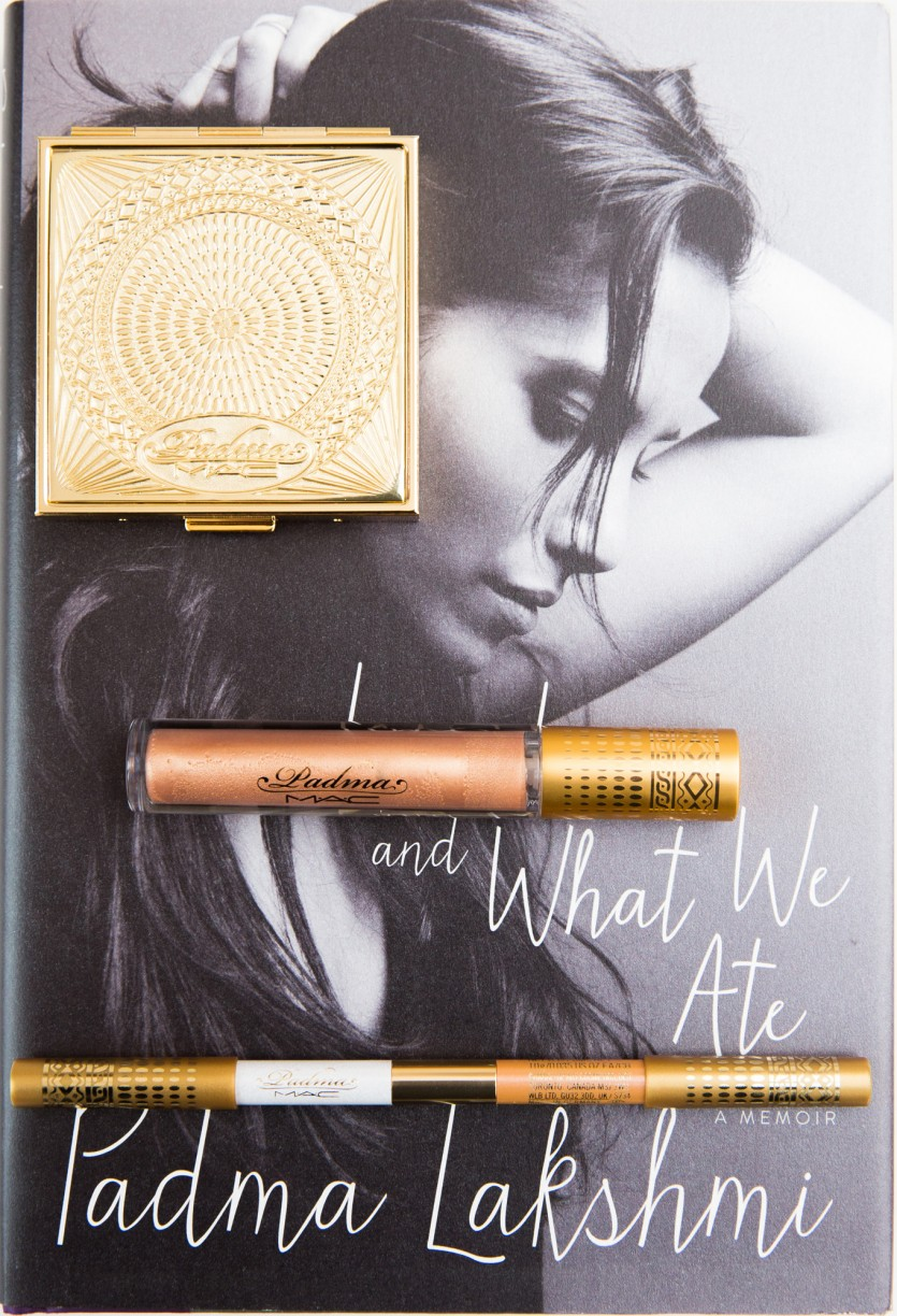 padma lakshmi mac makeup collaboration