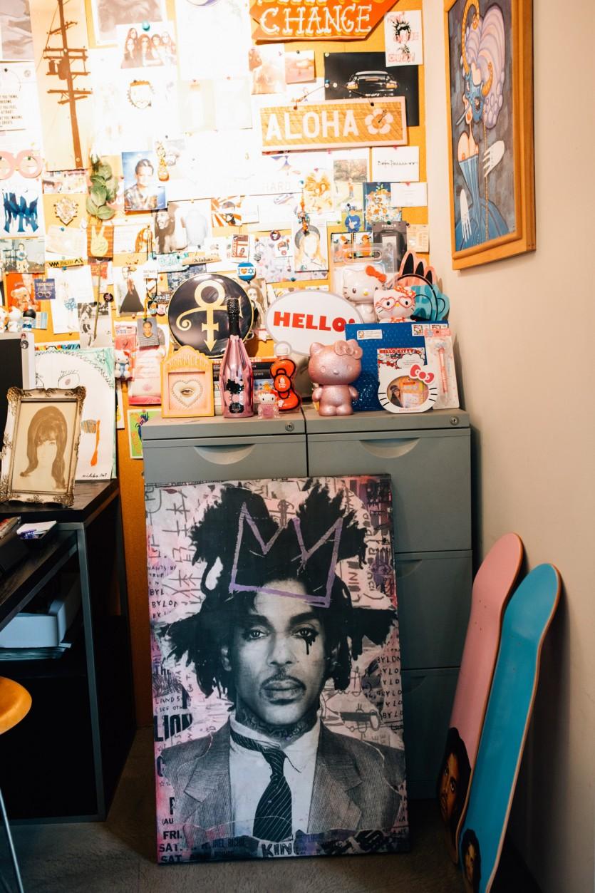 inside patty perreira's home