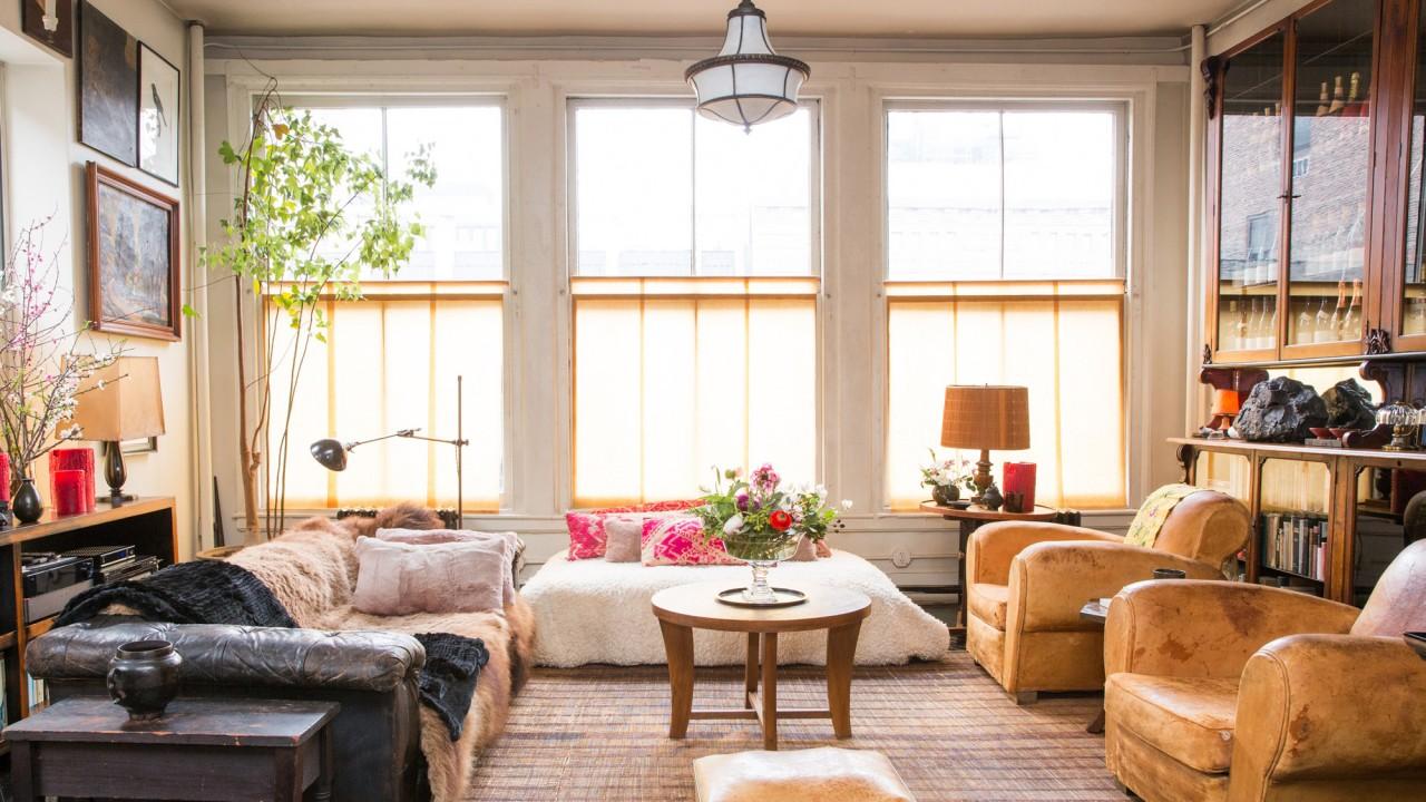 At Home with the Couple Behind New York's Most Beautiful Spaces