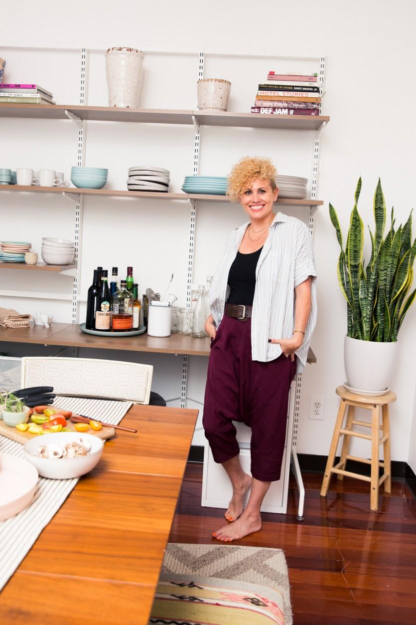 inside sarah schneider's kitchen