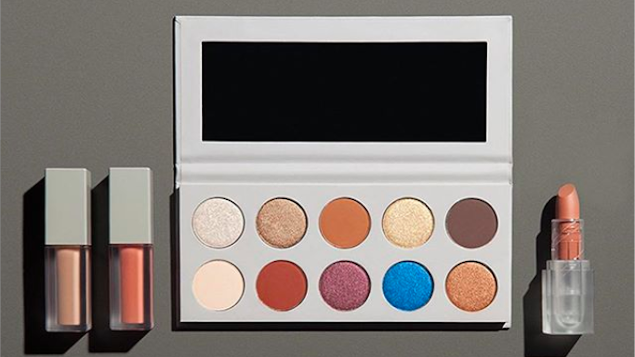 What's In the KKW x Mario Makeup Collection and When You Can Buy It