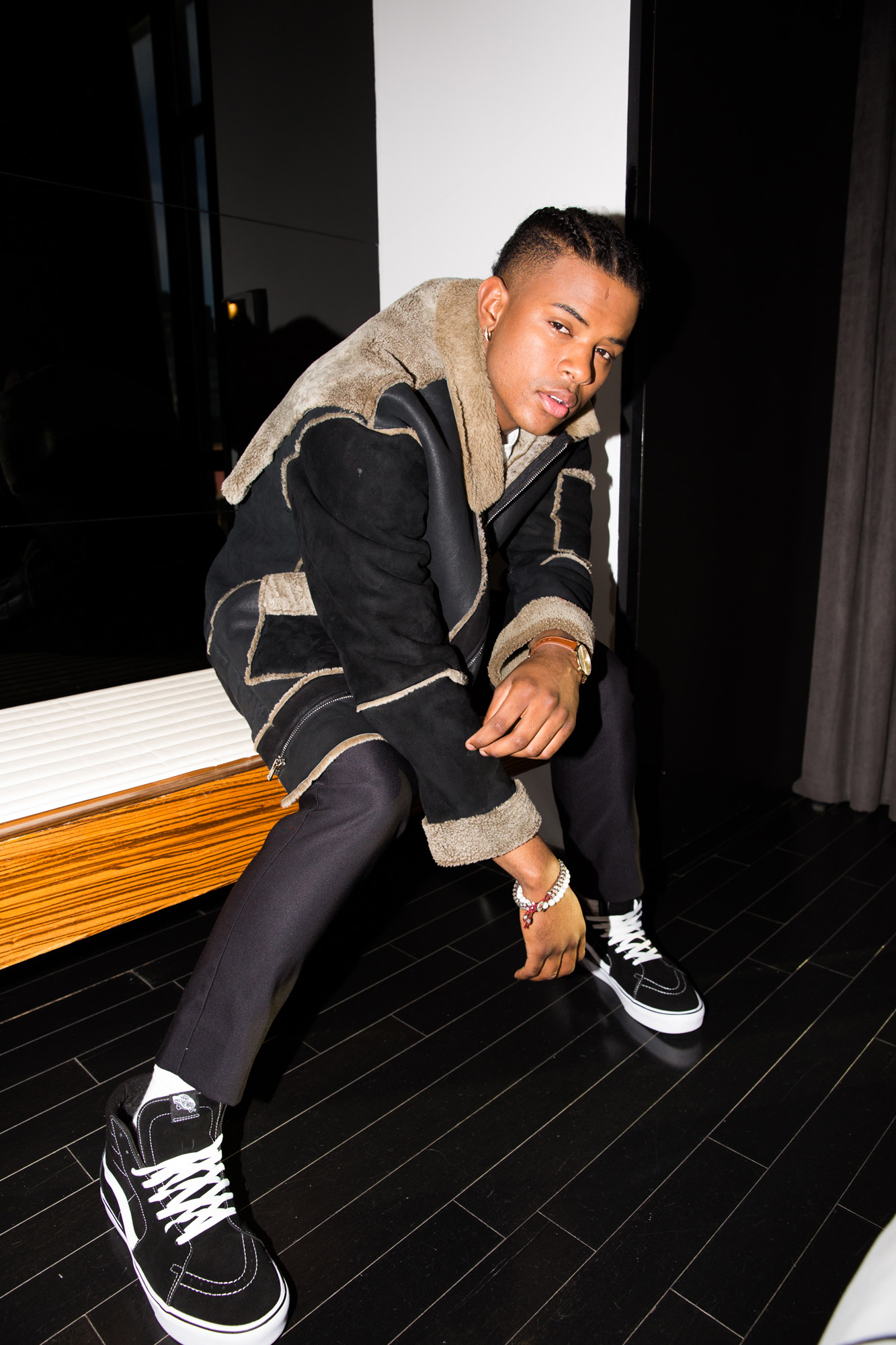 Who Is Trevor Jackson? Facts About the Grown-ish Actor ...  Who Is Trevor J...