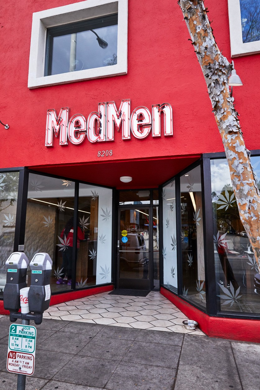 medmen weed dispensary